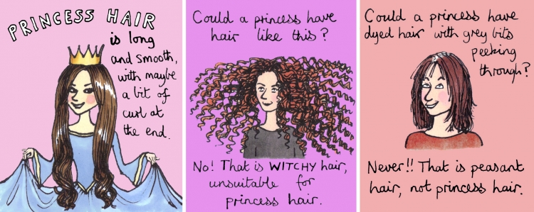 princess-hair