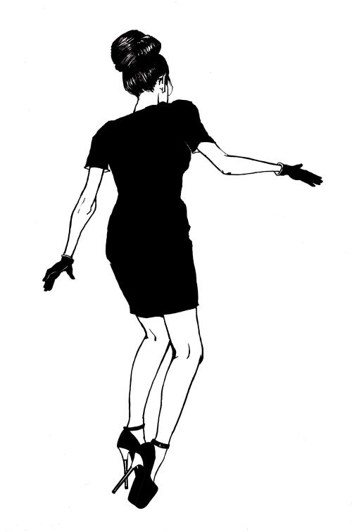 blackdress 500px