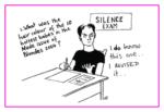 Jacky Fleming Postcard - revision